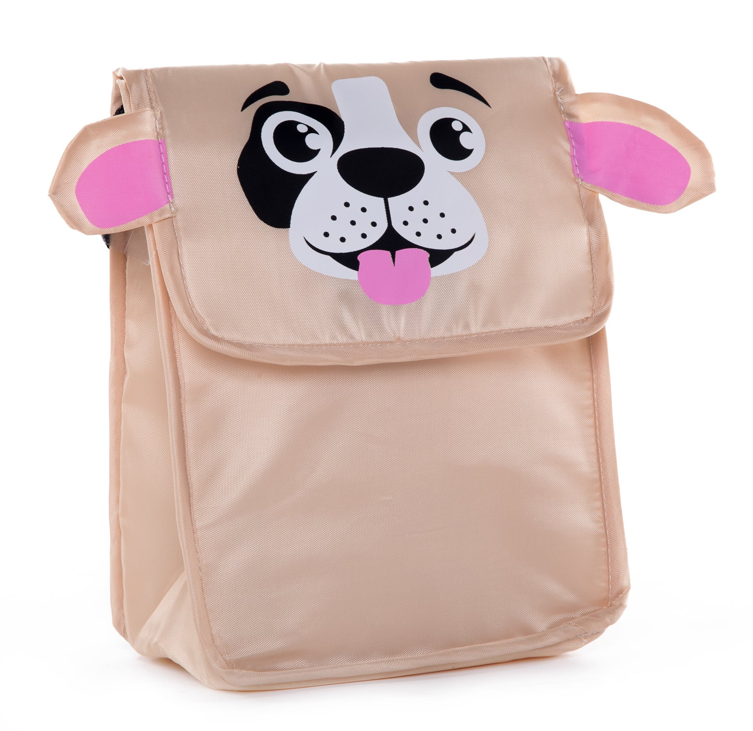 Accessory - Fun Animal Snack Bag For Kids | Lightweight And Insulated Lunch Bag With Strap