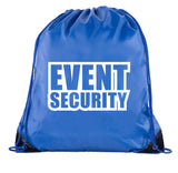 Accessory - Security Guard Bag, Event Staff Emergency Backpack For Concerts Business & Clubs - Event Bold