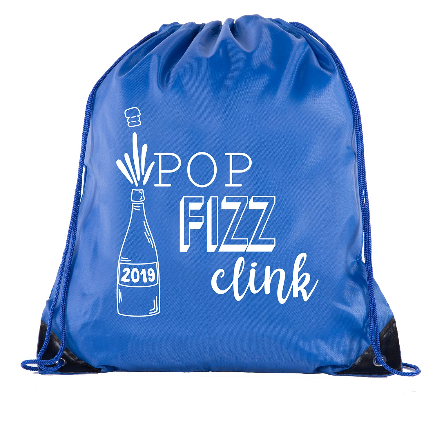 Accessory - New Year's Eve Party Goody Bags, New Years Decorations, 2019 Gift Bags - Popp Fizz Clink
