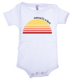 Shirt - Namasete In Bed Funny Baby Bodysuit, Yoga Baby Romper, Infant Jumpsuit