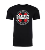 Shirt - Life Raft With Custom Name And Date- Family Reunion Men's T-shirts