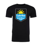 Shirt - Sun And Water Family Reunion With Date- Family Reunion Men's T-shirts