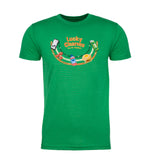 Lucky Charms for St. Paddy's Irish Rainbow Mens T Shirts