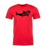Shirt - Daddy Shark T-shirt, Pop Culture T-shirts, Fathers Day T-shirts