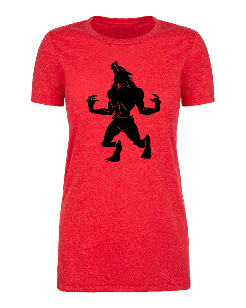 Shirt - Werewolf Halloween T-Shirts, Funny Graphic Tees, Halloween Women's T-shirts!