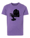 Shirt - Zombie Halloween Kid's Tee, Kid's Graphic Tees, Funny Halloween T-shirts!
