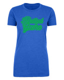 Shirt - The Beautiful Game Women's Soccer Shirts, Graphic Sports Shirts