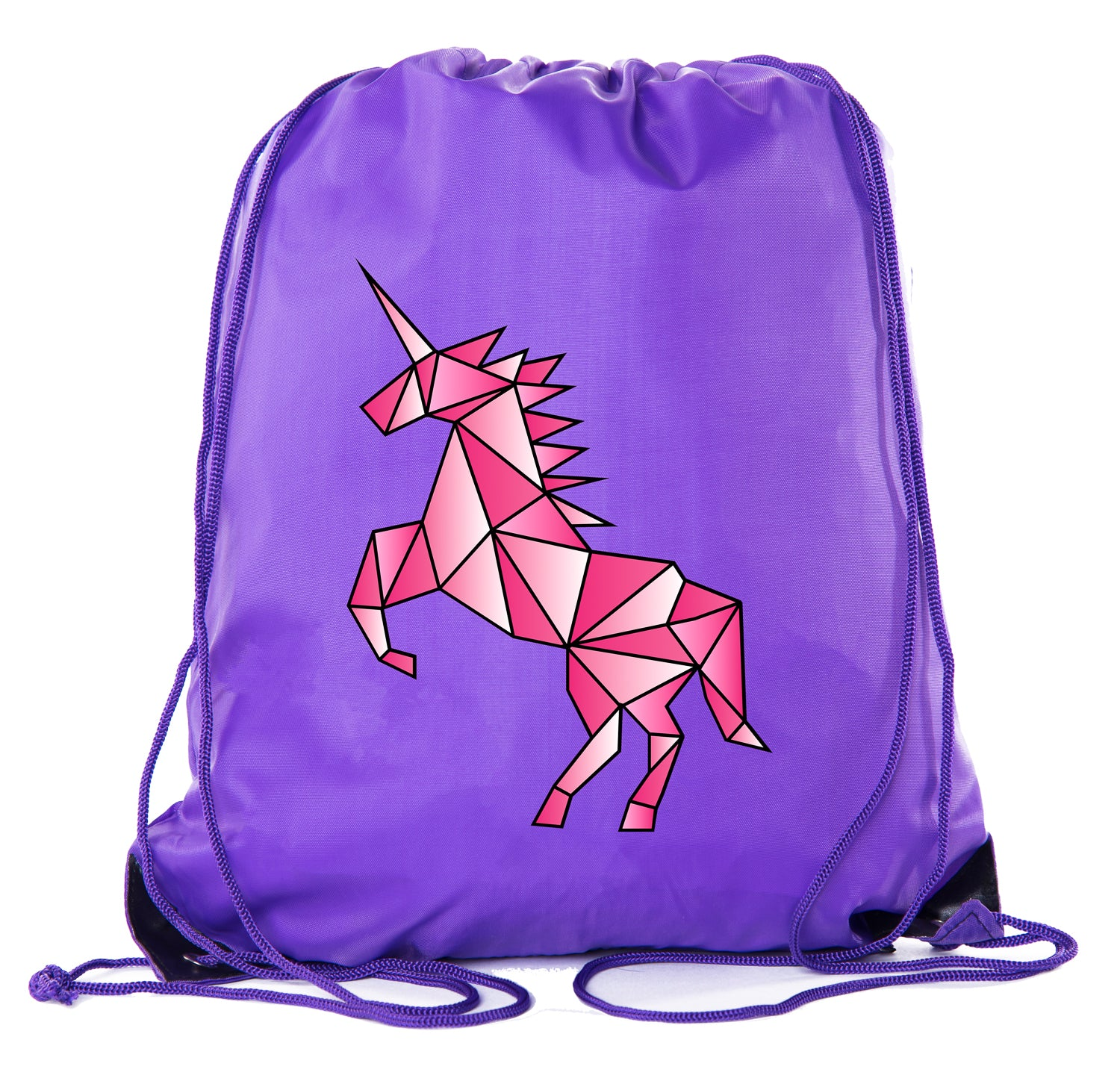 Accessory - Unicorn Drawstring Bags Unicorn Treat Bags For Birthday Gift Bags & Baby Showers - Unicorn