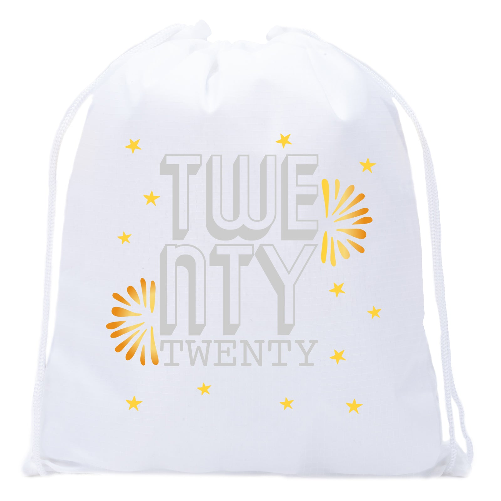 Accessory - New Year's Eve Party Goody Bags, Table Top New Years Decorations, 2019 Gift Bags - Twenty