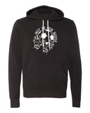 Sweater - Not In Our House Soccer Hoodie, Graphic Soccer Hoodies