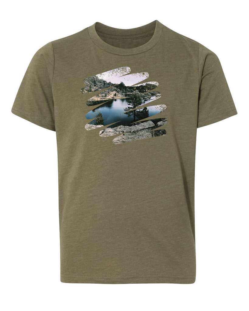 Shirt - Youth Scenic Outdoor Shirt, Outdoor Life T Shirts, Nature Shirts