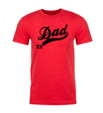 Shirt - Custom Baseball Dad Shirts, Personalized Dad Shirts With Custom Number