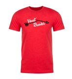 Shirt - Valentine's Day Heart Breaker T-shirts, Men's Graphic Tee, Heart Breaker Shirt - Broken Arrow