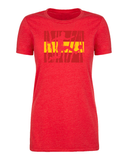 Shirt - Spanish Socccer Pride Tee, Spanish Flag Shirt, Woman's Soccer Shirts
