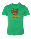 Shirt - Gobble Till You Wobble With Custom Name-Family Reunion Youth T-shirts
