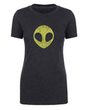 Vintage Alien Women's T-Shirt