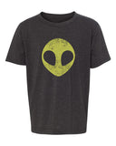 Vintage Alien Kid's T-Shirt