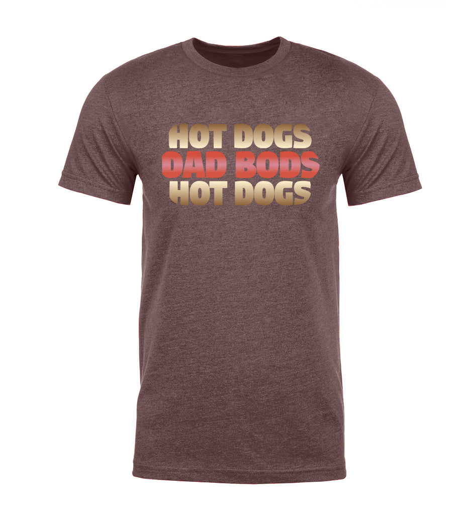 Shirt - Hot Dogs And Dad Bods Shirt