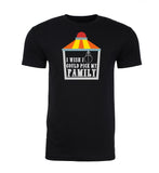 Shirt - I Wish I Could Pick My Family -Family Reunion Men's T-shirts