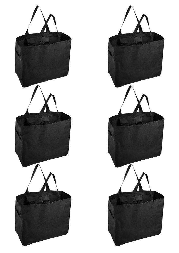 Accessory - Tote Bags For Everyday Use - Sturdy Reusable Tote Bags - By Mato And Hash®