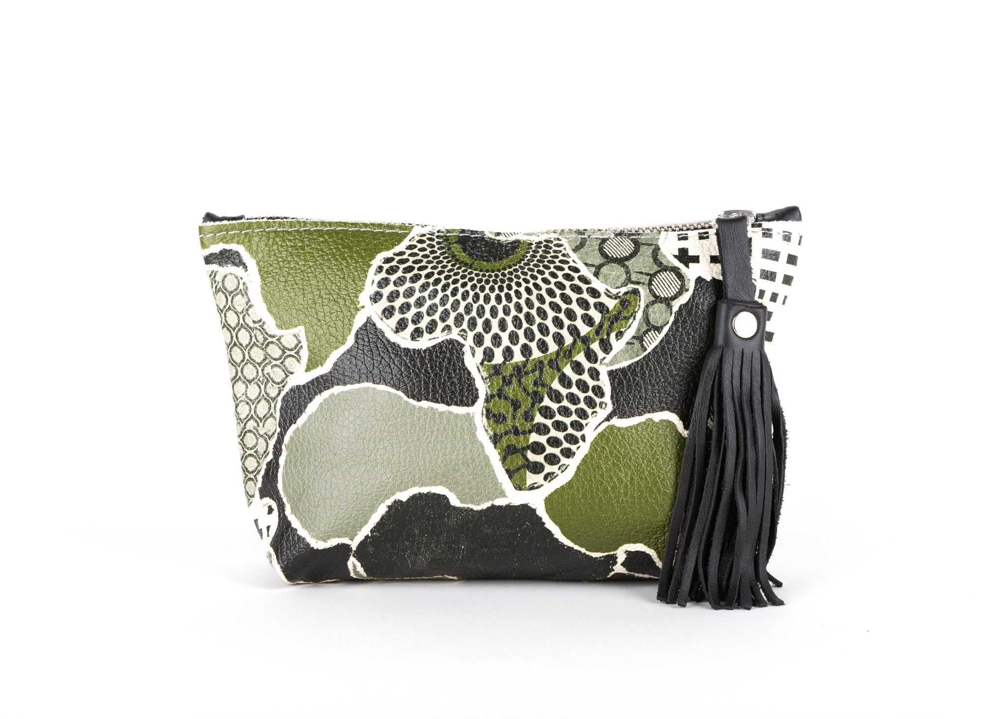 Africa Purse leather