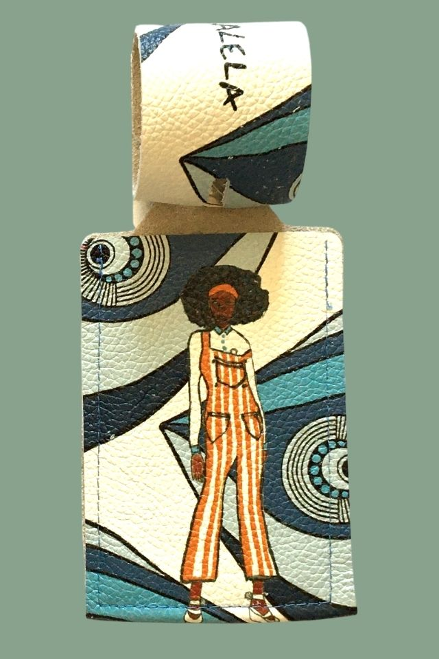 Simone Luggage Tag