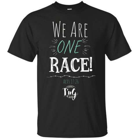We are one race !!!