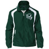Personalized Jersey-Lined Jacket