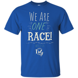 We are one race!!