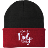 One Size Fits Most Knit Cap