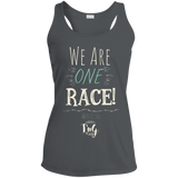 We are one race! Ladies Dri-Fit Tank