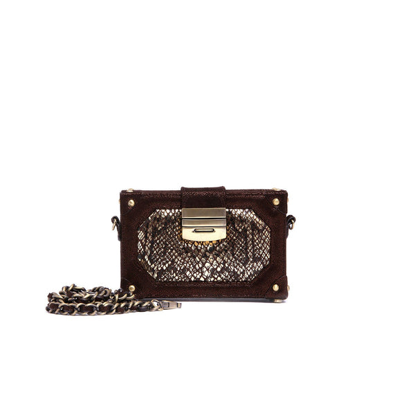 Glam Mini Box Bag