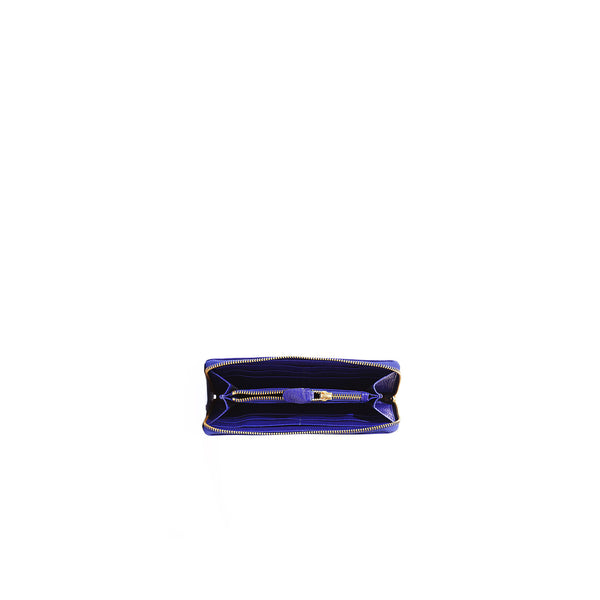 Julke Signature Wallet Royal Blue - Women Bags