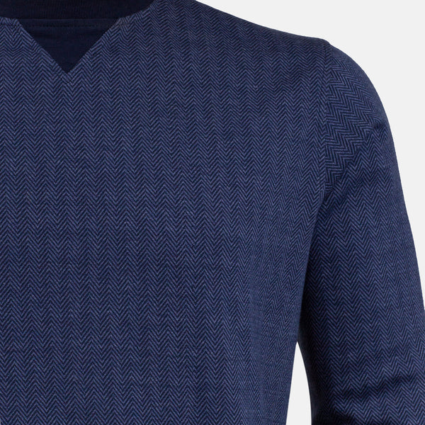 Felix-Winter-Sweatshirts-Crew Neck-Close-Up-View-JULKÉ