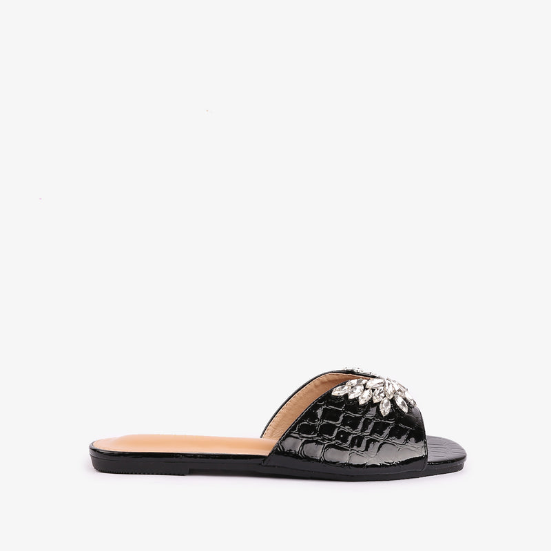 Verona - Black Color women shoes - Julke