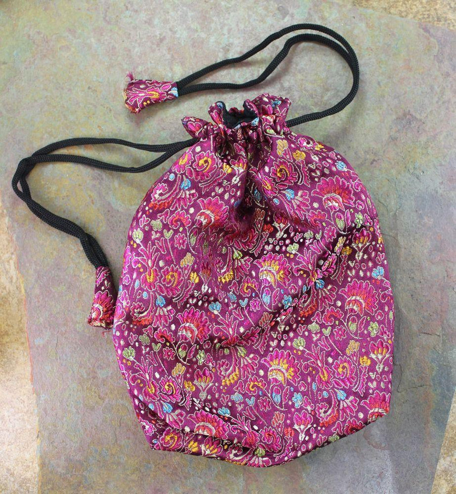 Bags Default Colorful Pink Mala Bag fb098