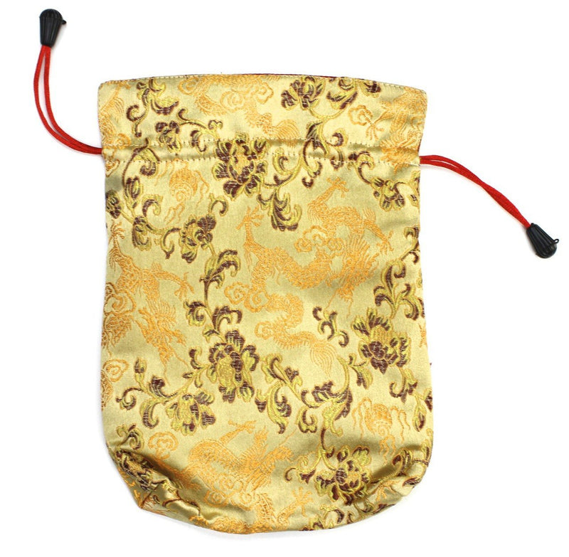 Bags Default Golden Lotus Mala Bag fb107Golden