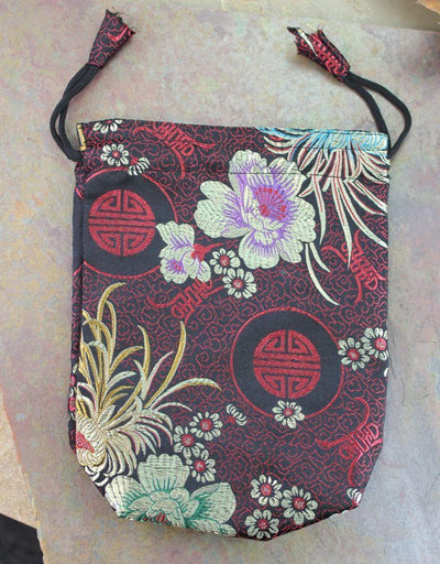 Bags Default Japanese Silk Mala Bag fb099