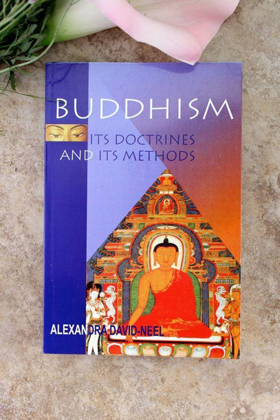 Books Default Buddhism, Its Doctrines and Its Methods bk065