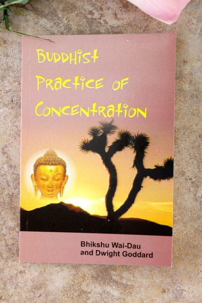 Books Default Buddhist Practice of Concentration bk067
