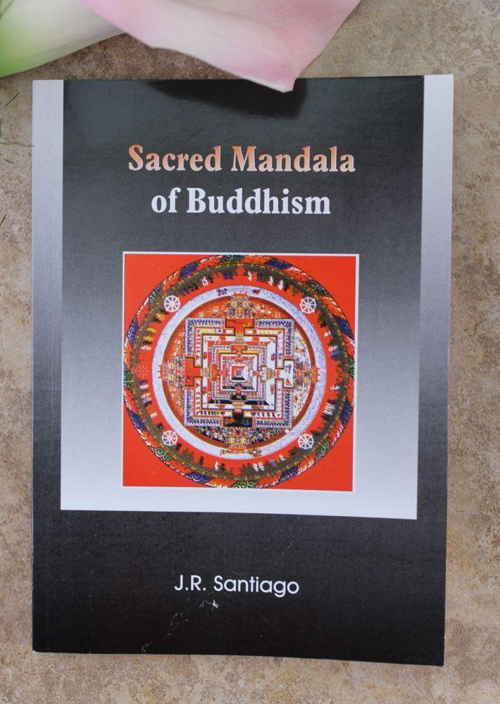 Books Default Sacred Mandala of Buddhism bk059