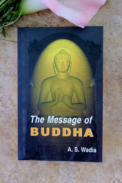 Books Default The Message of Buddha bk063