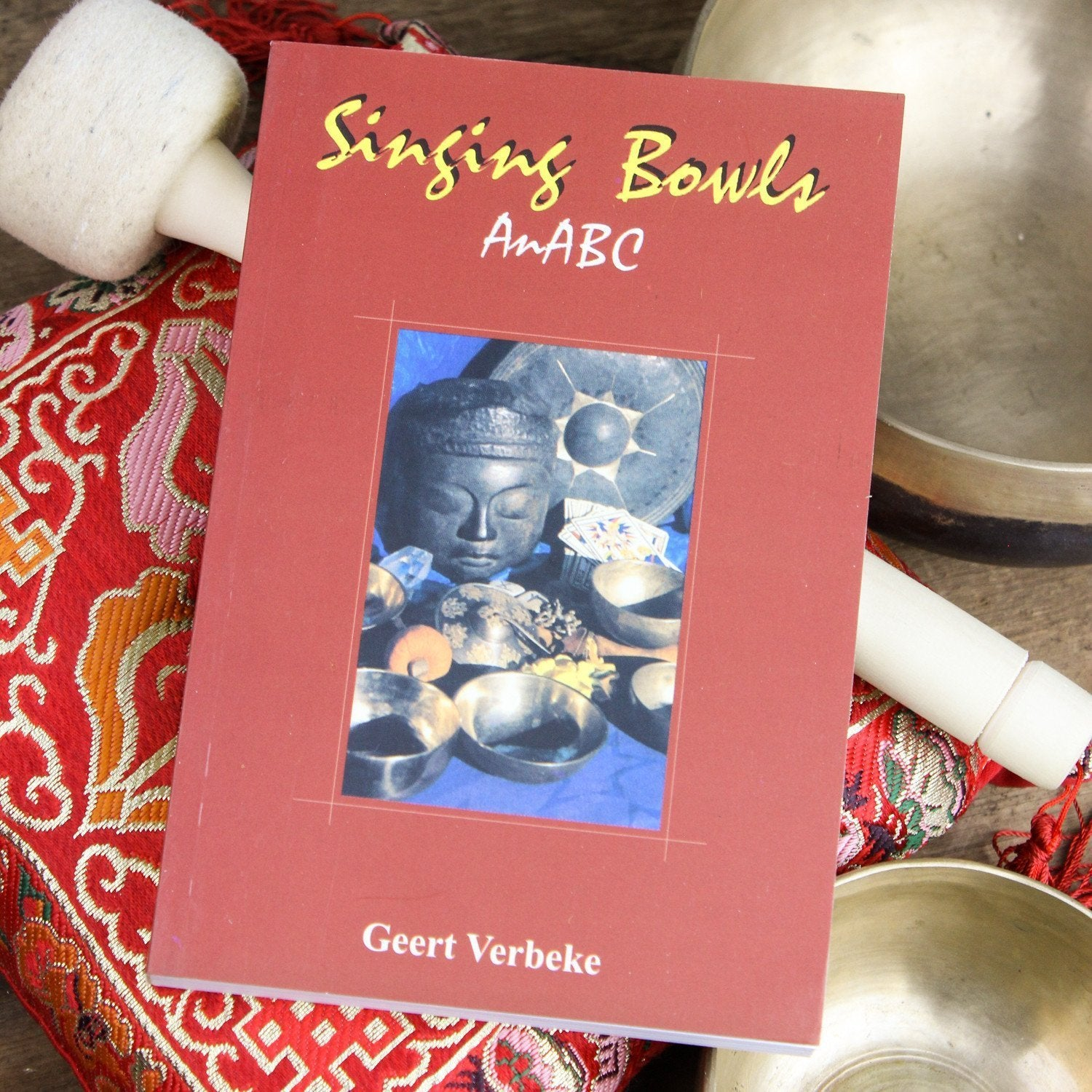 Books Singing Bowls An ABC Book BK087