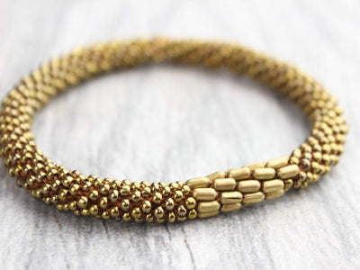 Bracelets Golden Roll-On Bracelet SW02