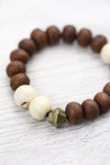 Bracelets Men's Bold Bodhi and Naga Shell Bracelet MB005