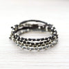 Bracelets Simple Hill Tribe Bracelet Stack JB755