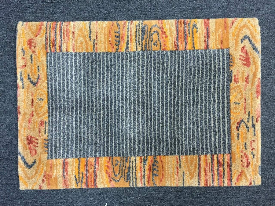 Carpets Default Tibetan Striped Meditation Carpet Carpet014