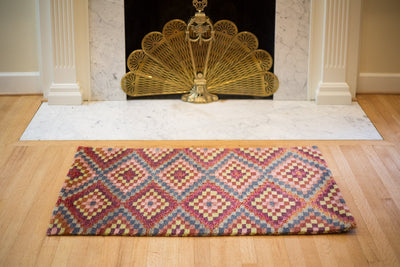 Carpets Large Geometric Tibetan Meditation Rug 01 CR078