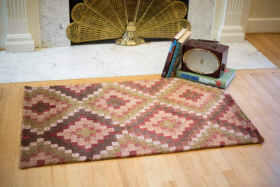 Carpets Large Geometric Tibetan Meditation Rug 03 CR080