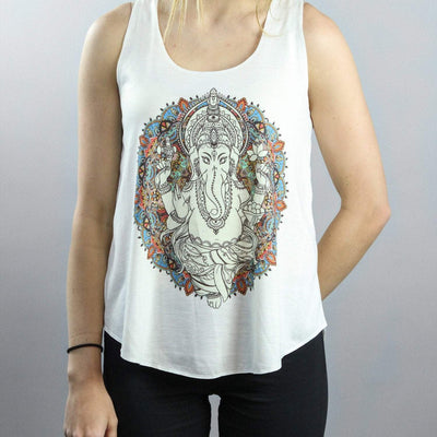 Clothing Small Ganesh Women's Tank Top TS029.SM